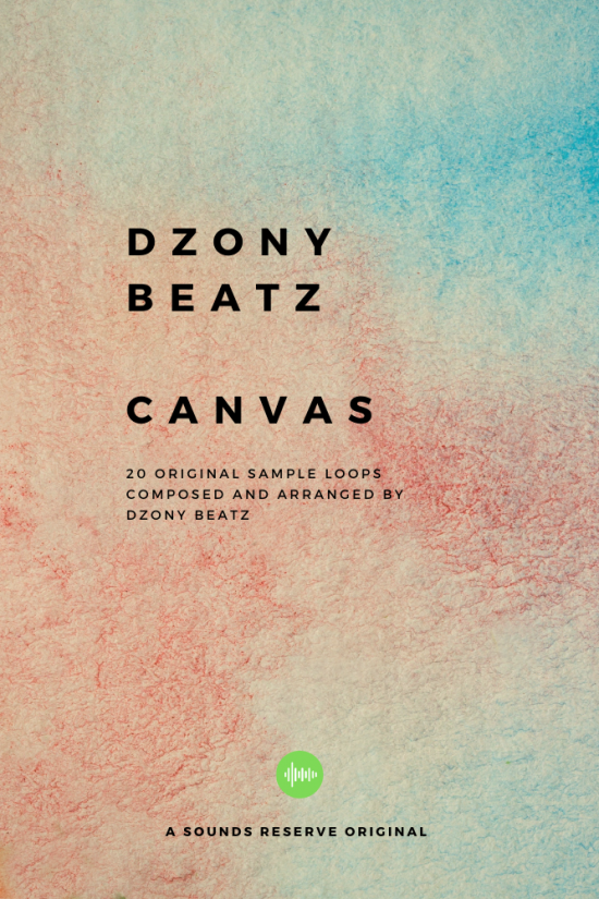 DZonY Beatz Canvas Samples