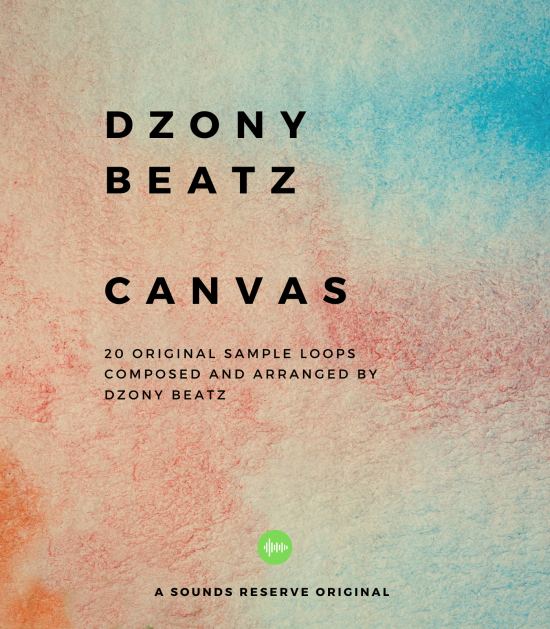 Canvas Sample Pack Cover